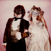 Frouds at Masquerade Ball