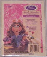 Mead miss piggy stationery 1