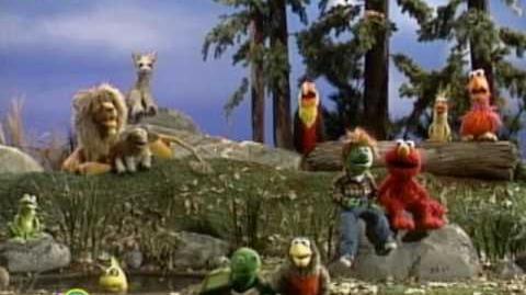 Sesame Street We Are All Earthlings