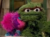 Muppets kissing Muppets