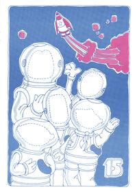 Sesame Street in Space Sticker Book 019