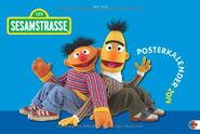 Sesamstrasse posterkalender 2014 cover