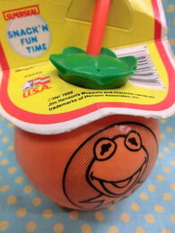 Superseal 1988 muppets orange sipper 2