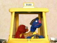 Talking Taxi