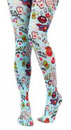 The muppets tights