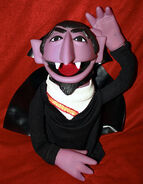 Topper 1972 count puppet 1