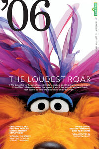 2006 Sesame Workshop Annual Report