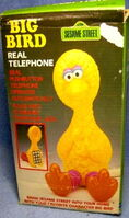 Big bird telephone 1