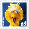 Bigbird stamp
