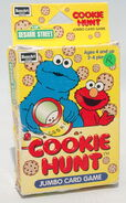 Cookie hunt card game 1