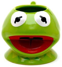 Disney store europe 2013 kermit 3d mug