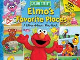 Elmo's Favorite Places