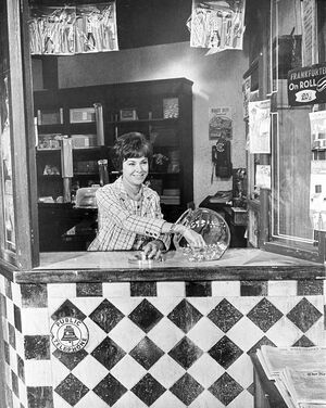 Joan Ganz Cooney Hooper's Store