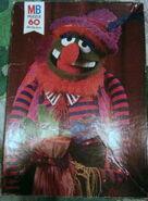 Milton bradley dr. teeth muppet puzzle