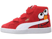 Puma mid kids elmo sneakers