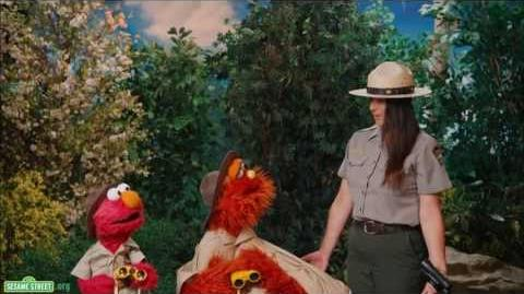 Sesame Street Explores National Parks Grand Canyon National Park -- Families