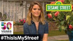 Sesame Street Memory Maren Morris ThisIsMyStreet