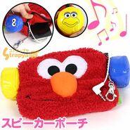 Strapya 2011 mascot elmo pouch japan