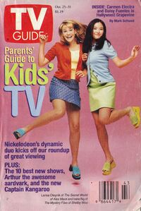 TV Guide - October 25-31, 1997