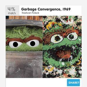 Trashcan pollock