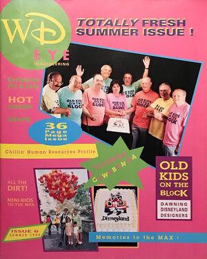 WD Eye Summer 1990