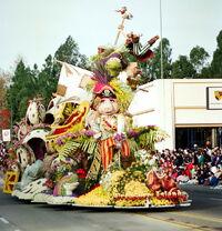 1996 tournament float