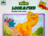 Look & Find: Big Bird's Big Chase