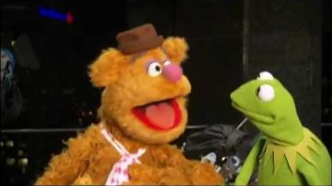 "Disney's ""The Muppets"" - Kermit the Frog and Fozzie Bear Interview"