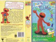 Elmo's World Springtime Fun 2002 Australian VHS