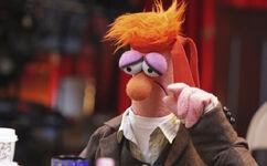 Muppets who grow eyelids