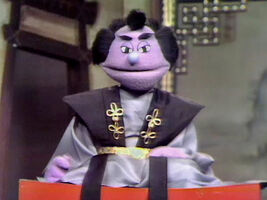 Japanese Storyteller