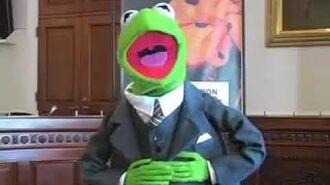 Kermit Lobbies Congress Association of Zoos and Aquariums