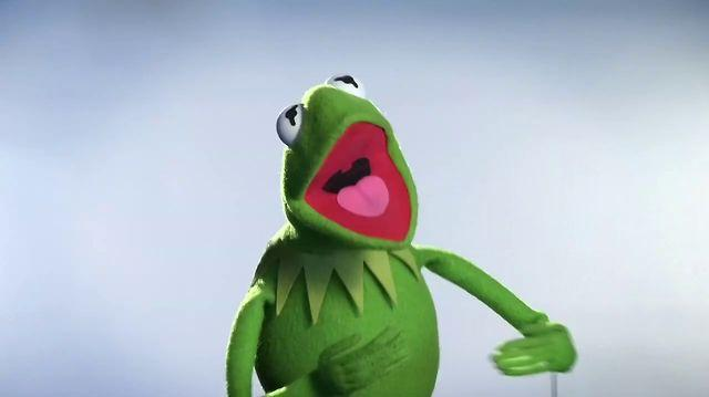 Kermit the Frog's Tribute to Ken Wilber
