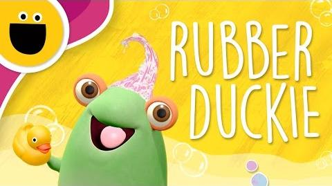 Marvie Sings Rubber Duckie (Sesame Studios)