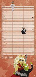 Muppets 2018 Kalender December
