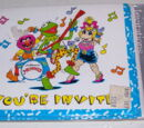 Muppet party supplies (Paper Art)