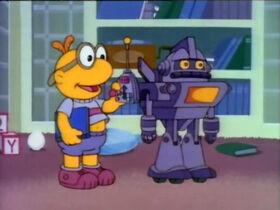 304 Muppets in Toyland