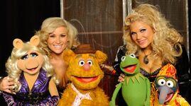 Beth Phoenix-Natalya Muppets WWE 2011