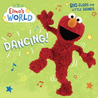 Elmo world dancing book