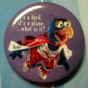 Loungefly muppet pins set 2 e