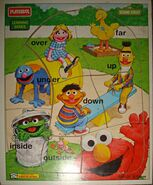 Playskool1994SSPlayground8pcs