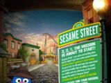 Sesame Street dark ride (PortAventura)