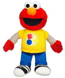 Rockin' shapes and colors elmo 1