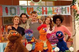 Shalom2010Cast
