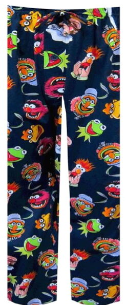 Webundies muppet lounge pants