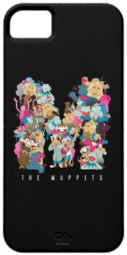 Zazzle the muppets monogram