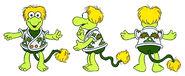 Animated fraggle wembley