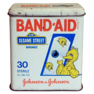 Band-aid tin 01