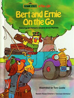 Bert and Ernie On the Go