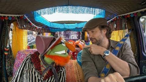 Carpool Karaoke - The Muppets and Jason Sudeikis